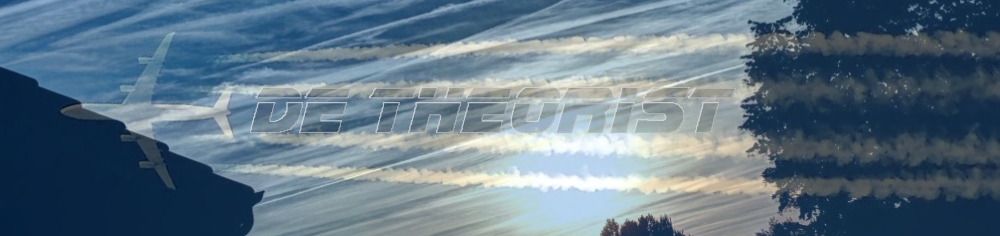 Chemtrails is géén complottheorie